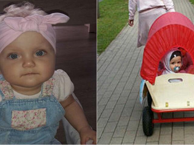 Ein Bild der beiden Zwillinge