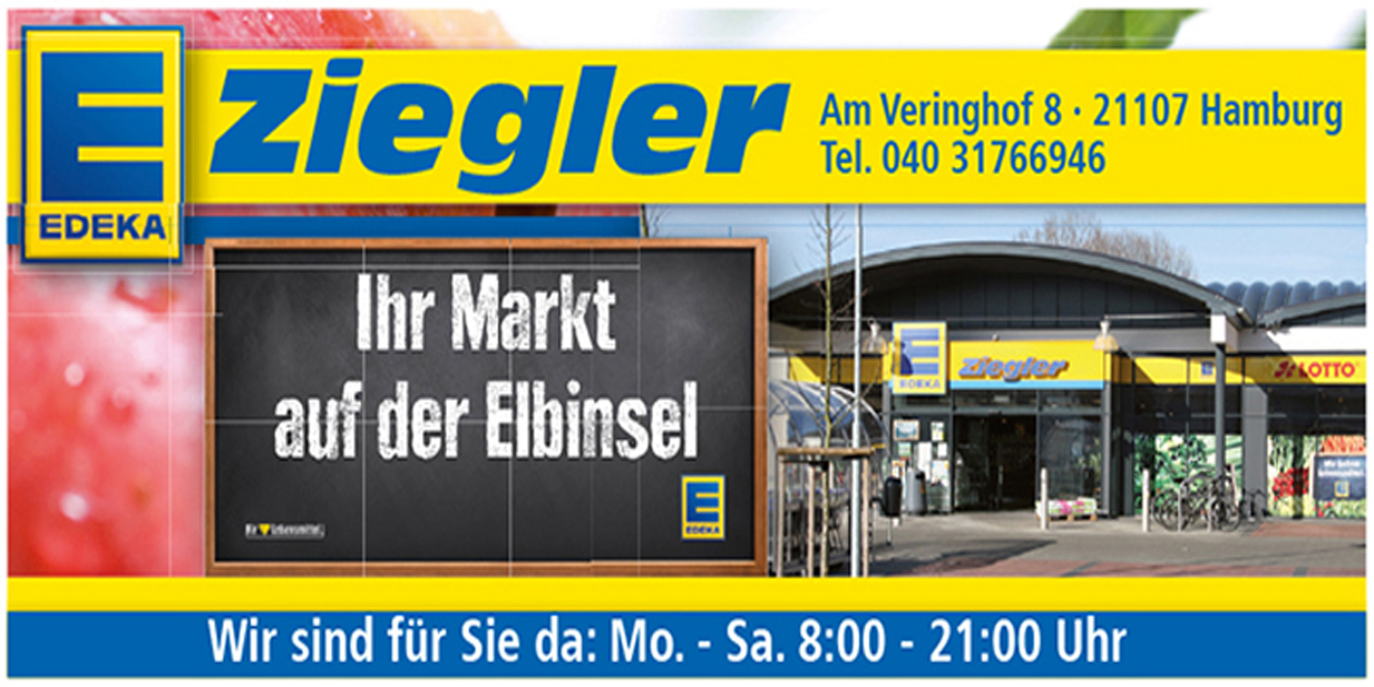 Kuchen Und Torten Im Edeka Markt Ziegler Radio Hamburg Hörer