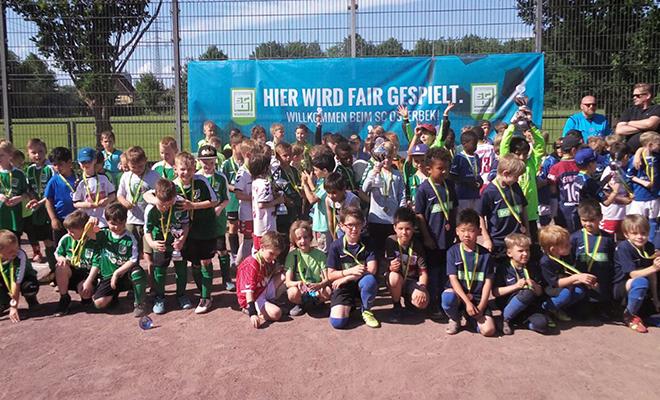 Fußballturnier des SC Osterbek