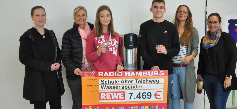 Introbild-Wasserspender-Grund--und-Stadtteilschule-Alter-Teichweg