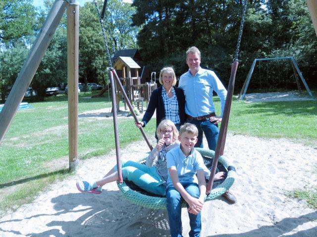 Familienfreizeit an der Ostsee