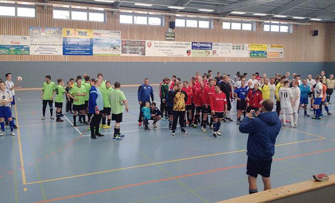 9. Hörer helfen Kindern Fußball-Cup