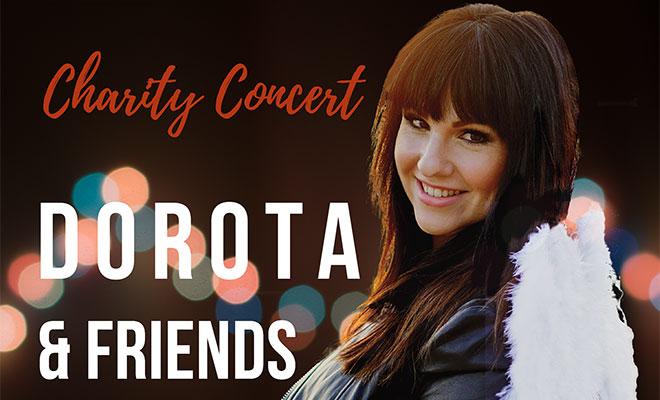Weihnachtskonzert: Dorota & Friends