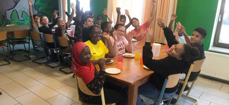 Introbild ASB Löwenhaus bekommt Spende von Hörer helfen Kindern