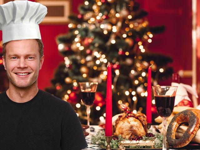 Introbild Radio Hamburg Weihnachtsinner mit Chefkoch Stübi für Hörer helfen Kindern