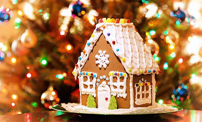 1. Termin: Kids dekorieren ihr Traum-Knusperhaus