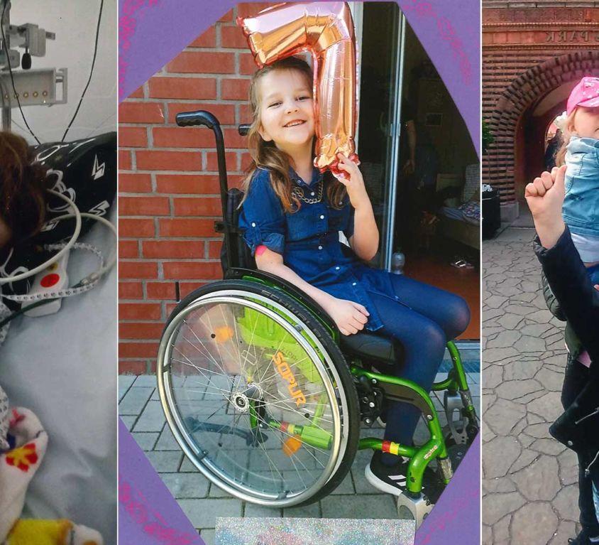 Introbild Hörer helfen Kindern Spendenmarathon Reittherapie für Lena