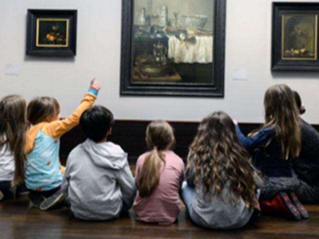 Introbild Kunst on Tour durch Hörer helfen Kindern unterstützt