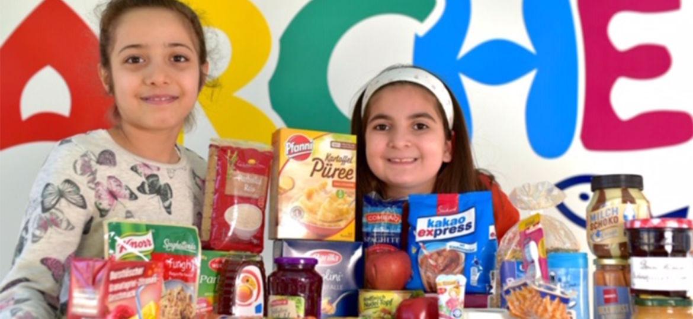 Introbild Arche Jenfeld und Billstedt erhält Spende von Hörer helfen Kindern