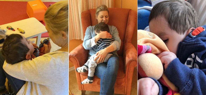 Introbild Freundin für Hannes finanziert durch Hörer helfen Kindern