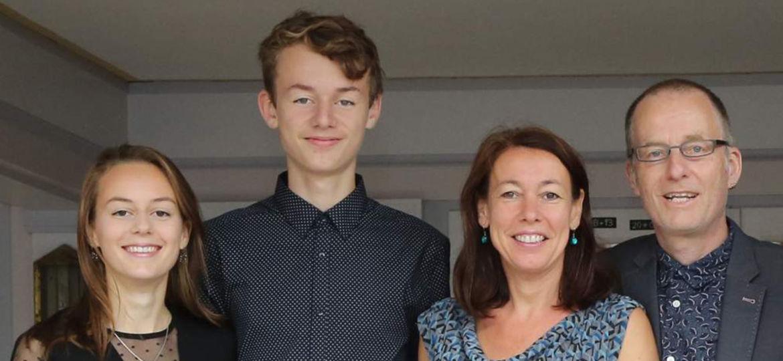 Registrierungsaktion Familienvater Jens