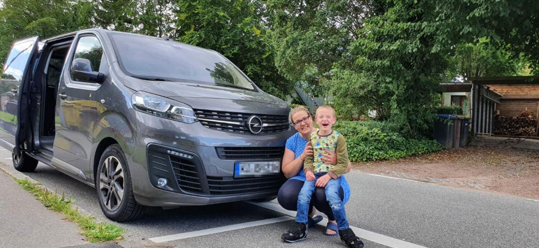 Introbild Ben aus Kiel bekommt neues Auto finanziert durch Hörer helfen Kindern