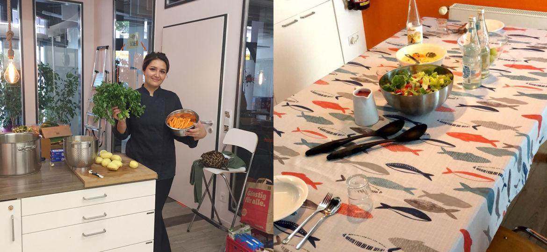 Introbild KIDS am Hauptbahnhof bekommt Finanzierung einer Köchin durch Hörer helfen Kindern