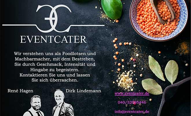 EventCater's kulinarische Spendensammlung