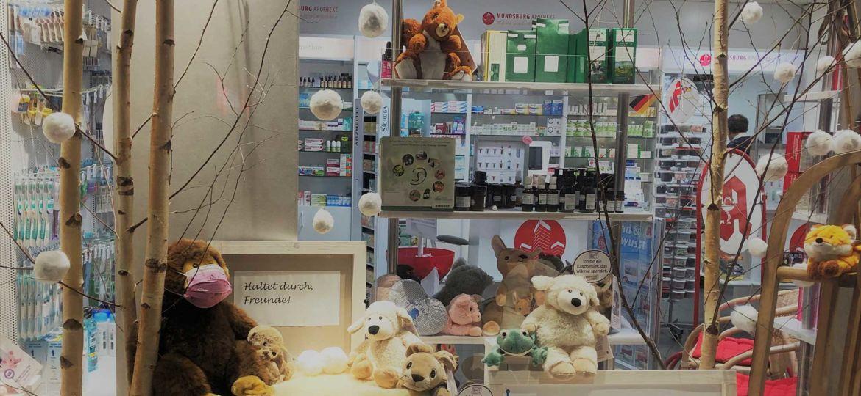 Introbild Spendenaktion der Mundsburg Apotheke für Hörer helfen Kindern