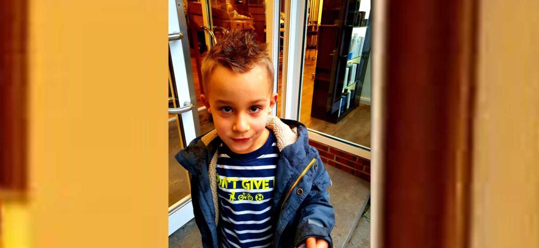 Introbild Tristan spendet 5 Euro für Hörer helfen Kindern