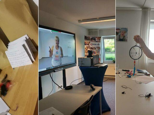 Introbild Kunterbunte Mitmachwoche lvkm-sh finanziert durch Hörer helfen Kindern