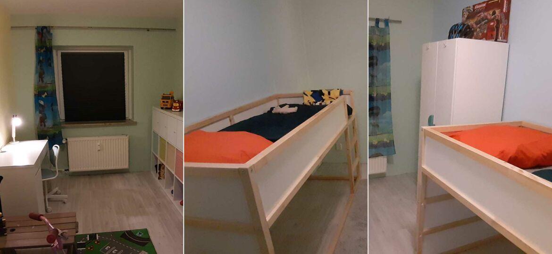 Introbild Neues Kinderzimmer für Finn aus Langenhorn finanziert von Hörer helfen Kindern